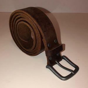American Eagle Brown Belt